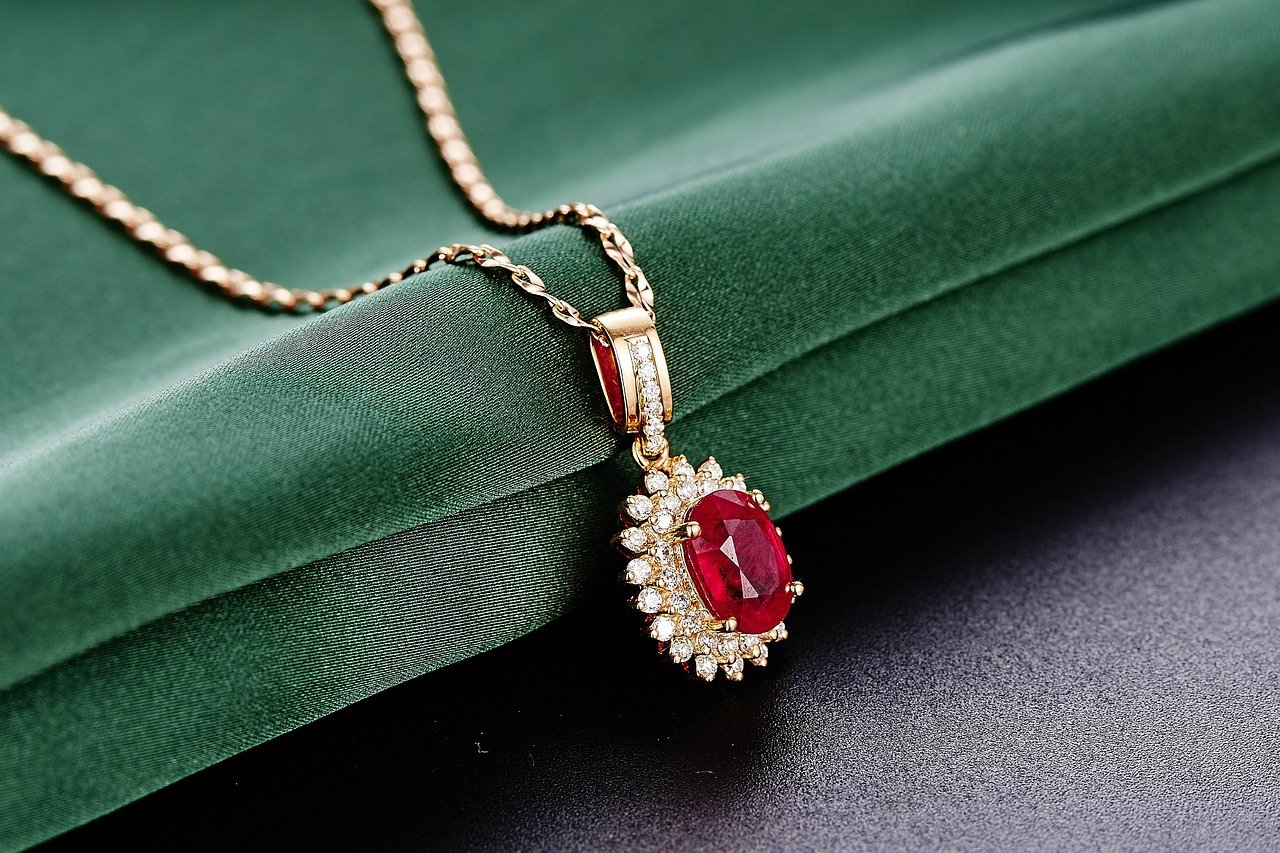 Ruby, The Birthstone of July